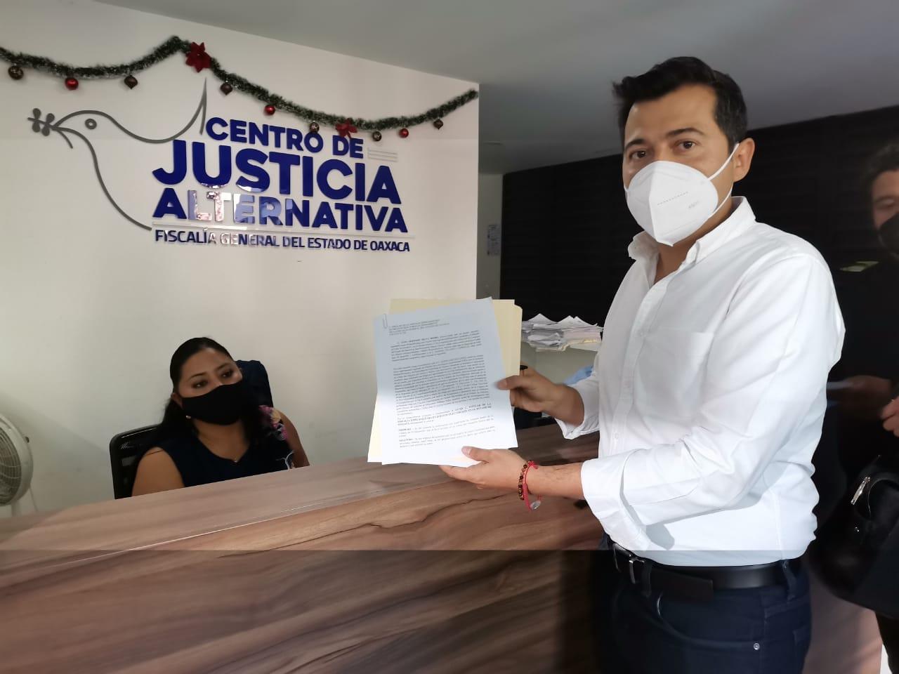 Justicia - Luis Alfonso Silva Romo